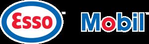 Esso Mobil Logo