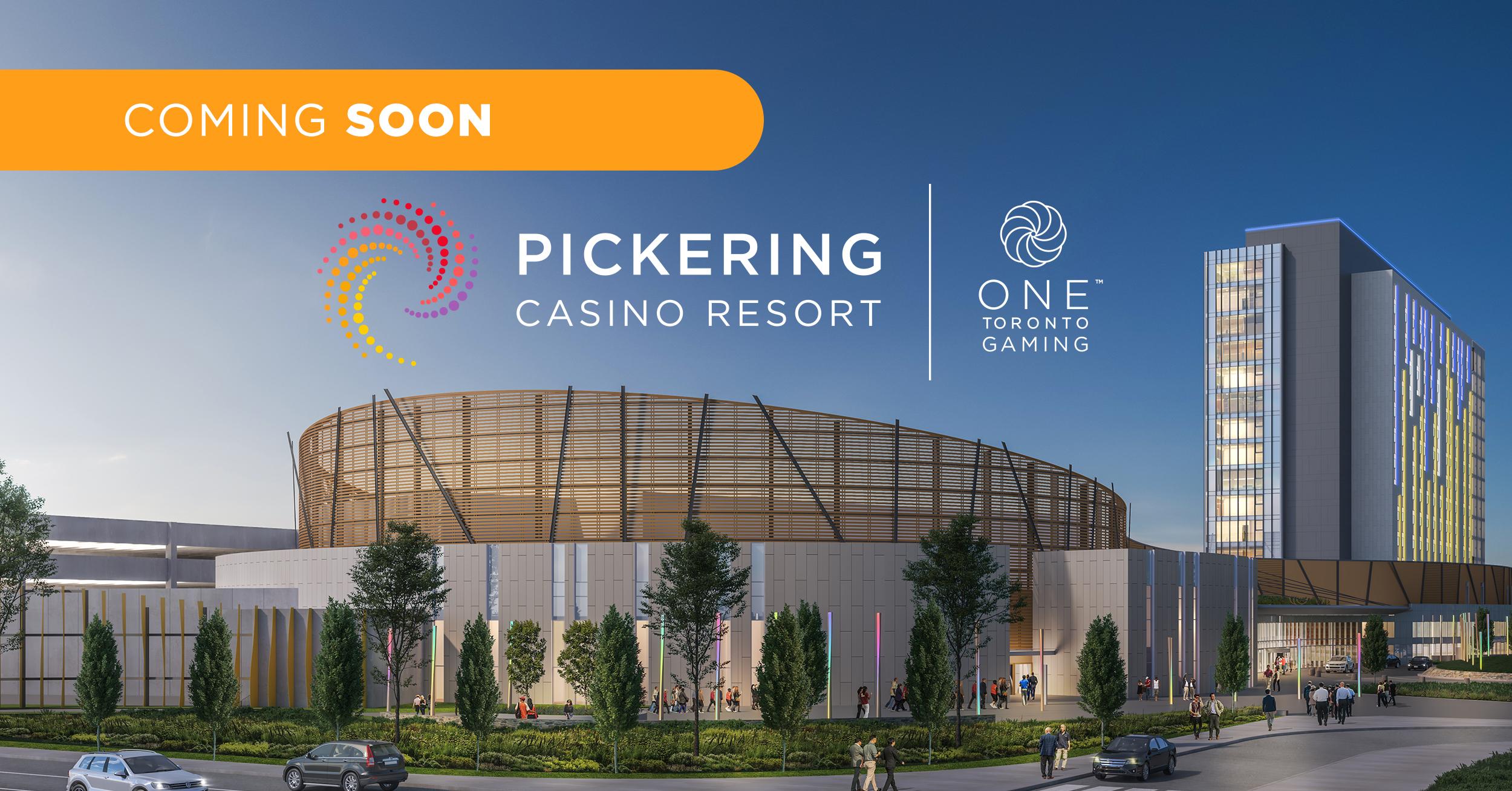Pickering Casino Resort by One Toronto Gaming